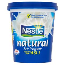 Nestle Natural Set Yogurt Asli 470g