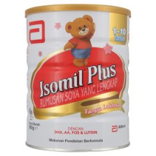 Isomil Plus Formulated Dietary Foods for Children 1-10 Years s 850g